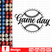 Game day SVG vector bundle - Svg Ocean