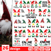 Christmas Gnomes  SVG vector bundle - Svg Ocean
