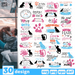 Pets quote SVG bundle vector - Svg Ocean