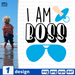 I am boss SVG vector bundle - Svg Ocean