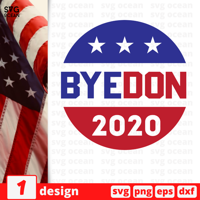 Byedon SVG vector bundle - Svg Ocean