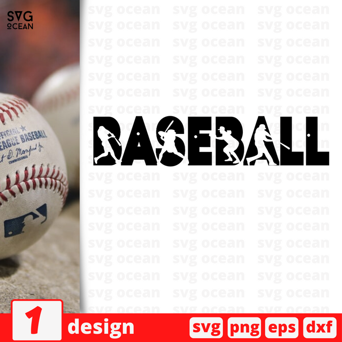 Baseball  SVG vector bundle - Svg Ocean