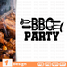 BBQ Party SVG vector bundle - Svg Ocean