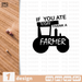 Farmer SVG vector bundle - Svg Ocean