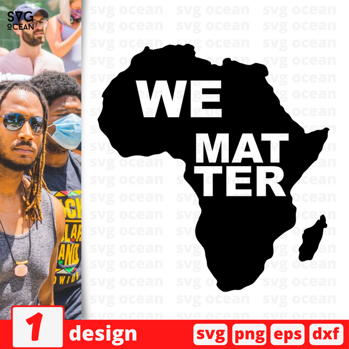 we matter SVG vector bundle - Svg Ocean
