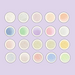 Pastel colors Instagram Highlight Covers - Svg Ocean Instagram Highlight Covers - Svg Ocean