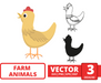 Chicken  SVG vector bundle - Svg Ocean