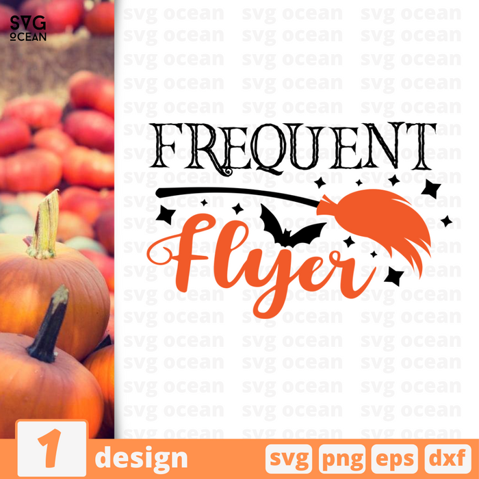 Frequent flyer SVG vector bundle - Svg Ocean