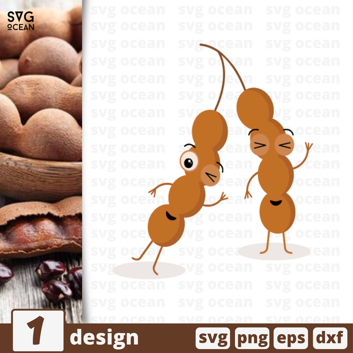Sweet Tamarind SVG vector bundle - Svg Ocean