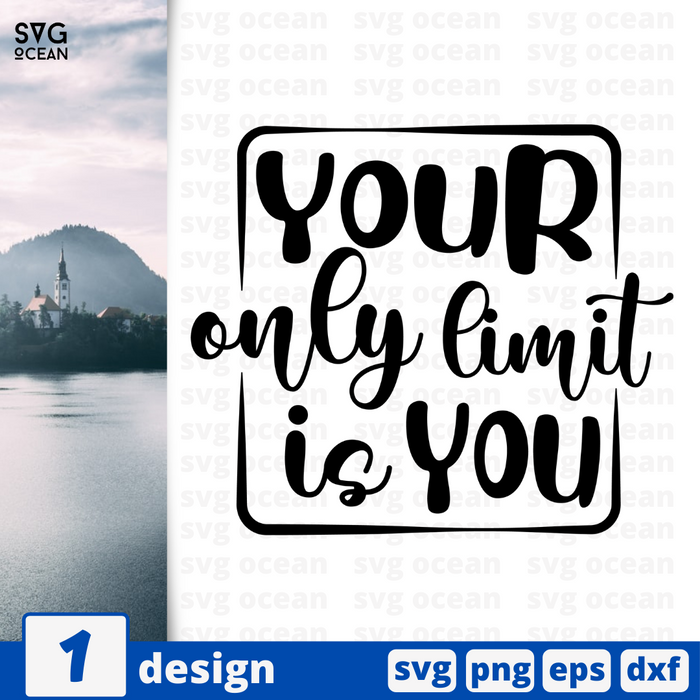 Your only limit is you SVG vector bundle - Svg Ocean