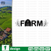 Farm SVG vector bundle - Svg Ocean