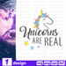 Unicorns are real SVG vector bundle - Svg Ocean