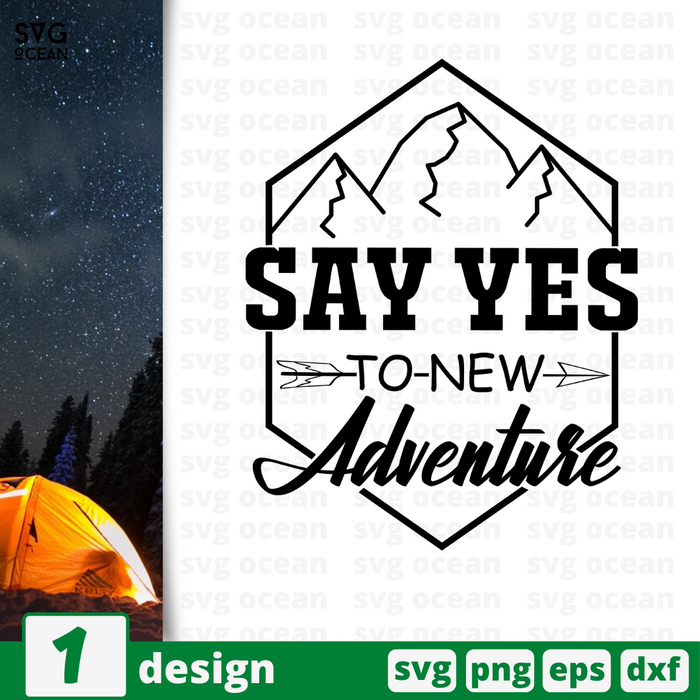 Say yes SVG vector bundle - Svg Ocean
