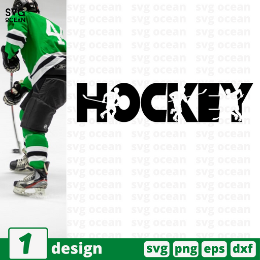 Hockey SVG vector bundle - Svg Ocean