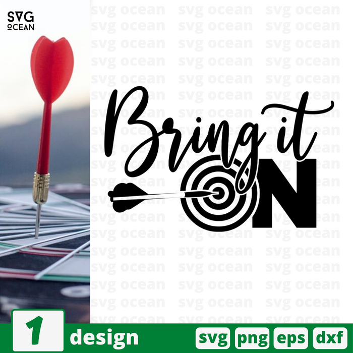 Bring it on SVG vector bundle - Svg Ocean