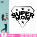 Super mom SVG vector bundle - Svg Ocean