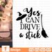 Yes I can drive a stick SVG vector bundle - Svg Ocean
