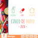Cinco de mayo 2020 SVG vector bundle - Svg Ocean