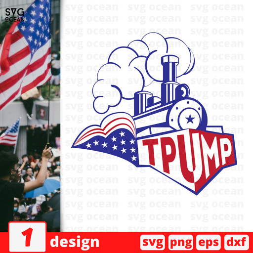Trump SVG vector bundle - Svg Ocean