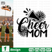 Cheer mom SVG vector bundle - Svg Ocean