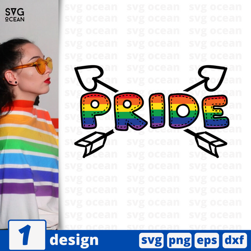 Pride SVG vector bundle - Svg Ocean