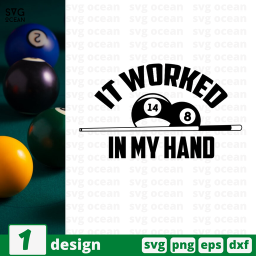 It worked in my hand SVG vector bundle - Svg Ocean