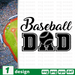 Baseball dad SVG vector bundle - Svg Ocean
