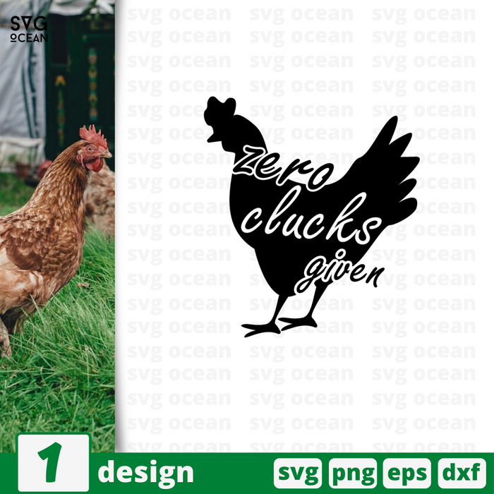 Zero clucks given SVG vector bundle - Svg Ocean