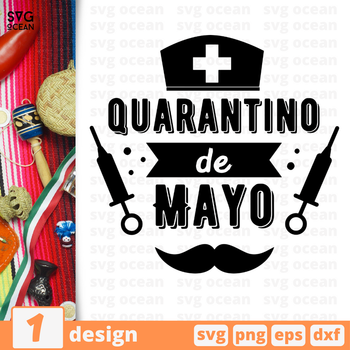 Cinco de Mayo SVG vector bundle - Svg Ocean