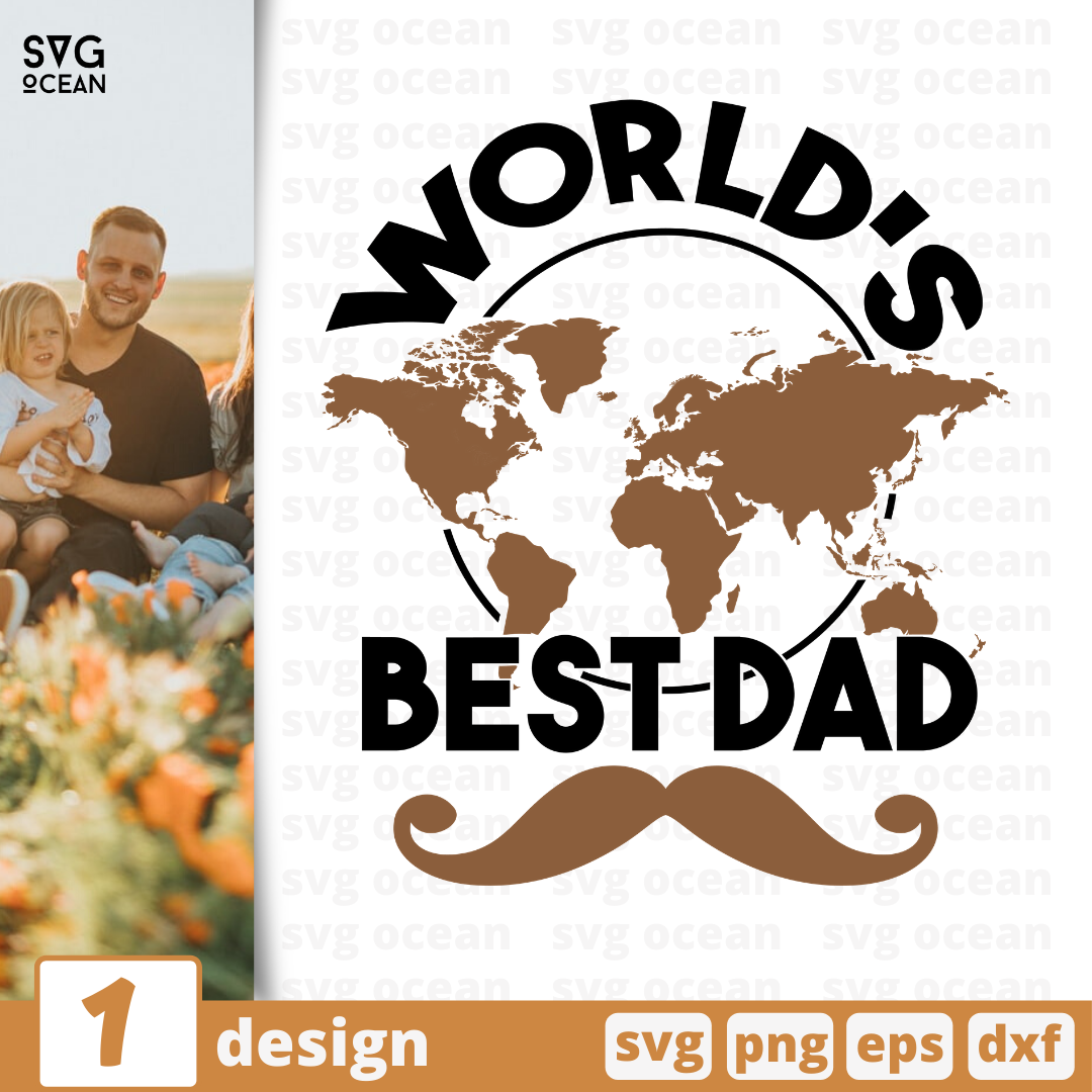 Father's Day quotes SVG bundle
