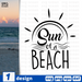 Sun of a beach SVG vector bundle - Svg Ocean