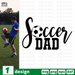 Soccer dad SVG vector bundle - Svg Ocean