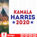 Kamala Harris 2020 SVG vector bundle - Svg Ocean