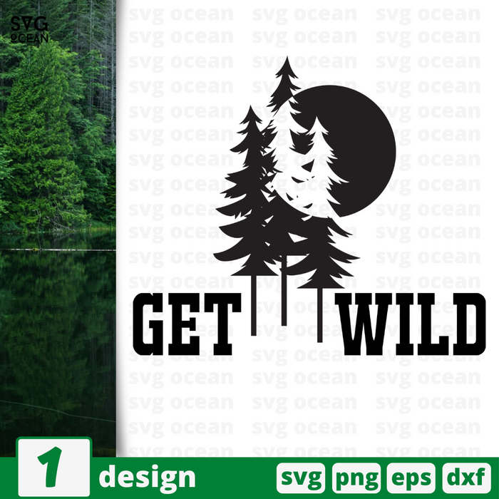 Get wild SVG vector bundle - Svg Ocean