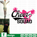 Cheer squad SVG vector bundle - Svg Ocean