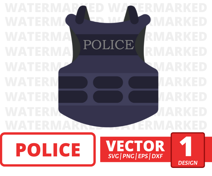 Body armor SVG vector bundle - Svg Ocean