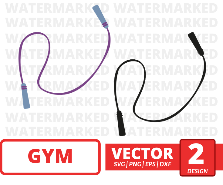 Jump rope SVG vector bundle - Svg Ocean