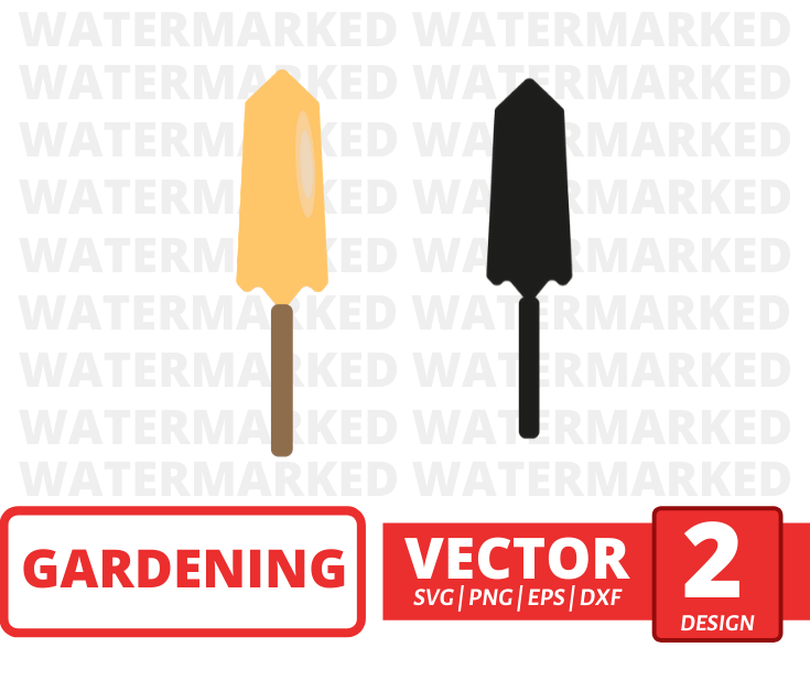 Little shovel SVG vector bundle - Svg Ocean