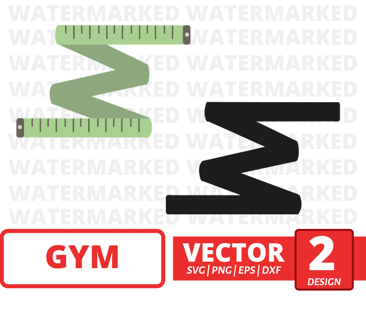 Measuringtape SVG vector bundle - Svg Ocean