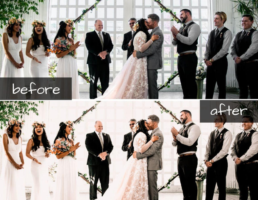 Perfect wedding mobile lightroom preset