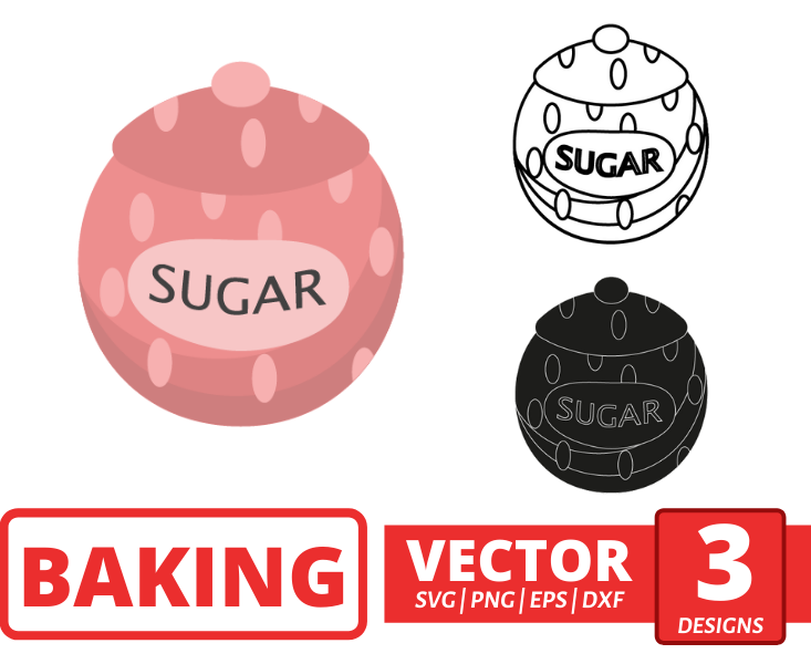Sugar SVG vector bundle - Svg Ocean