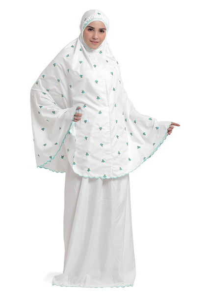 MUKENA WANITA [BAC 306] - COTTON