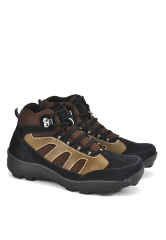 SEPATU BOOT TRACKING PRIA [BSC 002] - SYNTETIC