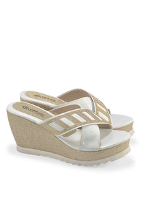 WEDGES WANITA [ENC 114] - SYNTETIC