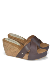 WEDGES WANITA [ENC 115] - SYNTETIC