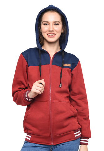 SWEATER WANITA [IRF 730] - FLEECE