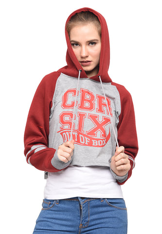 SWEATER WANITA [ISC 376] - FLEECE
