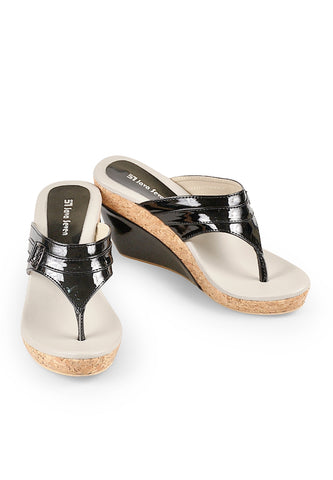 WEDGES WANITA [MLY 325] - SYNTETIC
