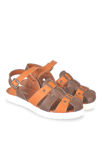 SANDAL WANITA [SAM 006] - SYNTETIC