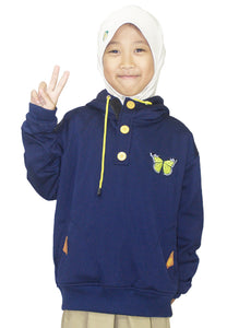 SWEATER ANAK PEREMPUAN [SKR 811] - LOTTO